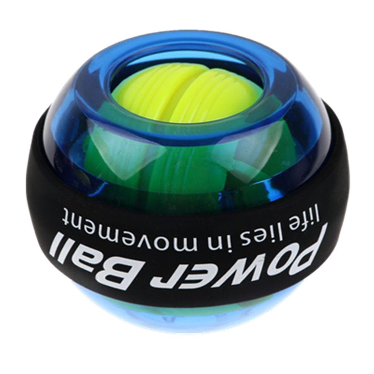 Led Wrist Ball Flykul Wrist Trainer Powerball Workout Toy Gyroscopic Power Ball Spinner Gyroscopic Wrist And Forearm Exerciser A Power Balls Ball Powerball