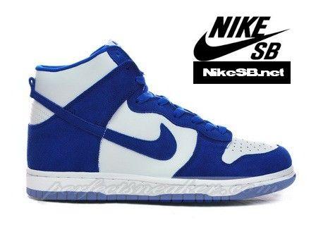 Bandana Fever - Nike Dunk SB High Top Men Kentucky, $159.99 (http:/