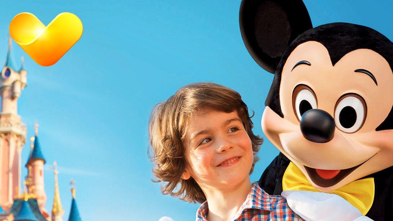 Lähde Tjäreborgin kanssa seikkailemaan Disneyland® Paris- huvipuistoon ja pääset nauttimaan Disneyn taianomaisesta maailmasta! #munloma