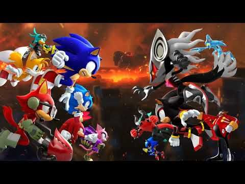 Sonic Forces Ost Imperial Tower Extended Youtube Cartoon Wallpaper Sonic Sonic The Hedgehog