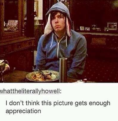 Phil... Looking adorable << no no no my entire tumblr is phan trash not my Pinterest too...