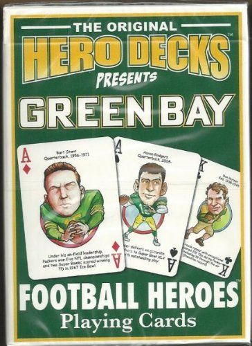 PITTSBURGH STEELERS  FOOTBALL HERO DECKS PLAYING CARD DECK NEW