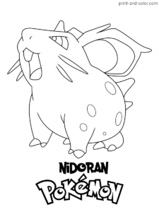 Pokemon Coloring Pages Print And Color Com Pokemon Coloring Pages Pokemon Coloring Coloring Pages
