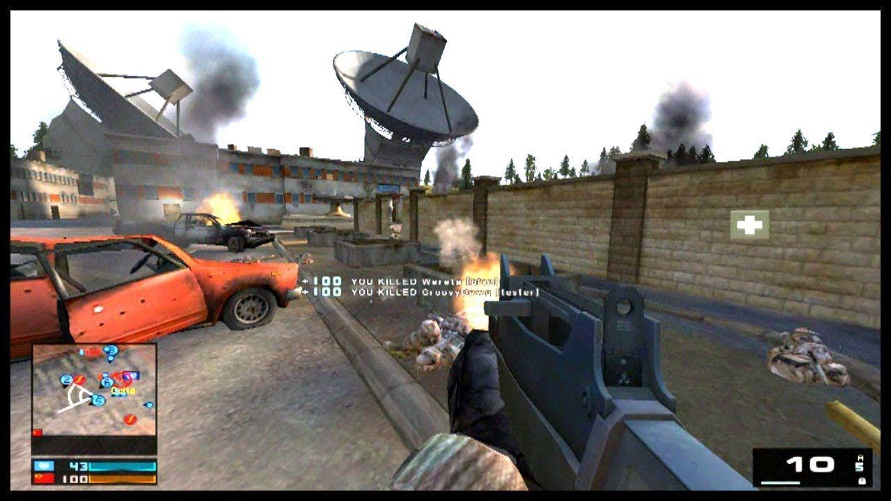 Fake Battlefield 5 mod for Battlefield 2 - Retarded Gameplay