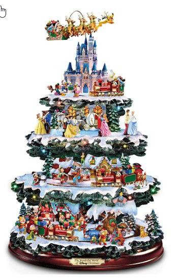 Disney Discovery Disney Table Top Christmas Tree Disney Christmas Tree Disney Decor Tabletop Christmas Tree