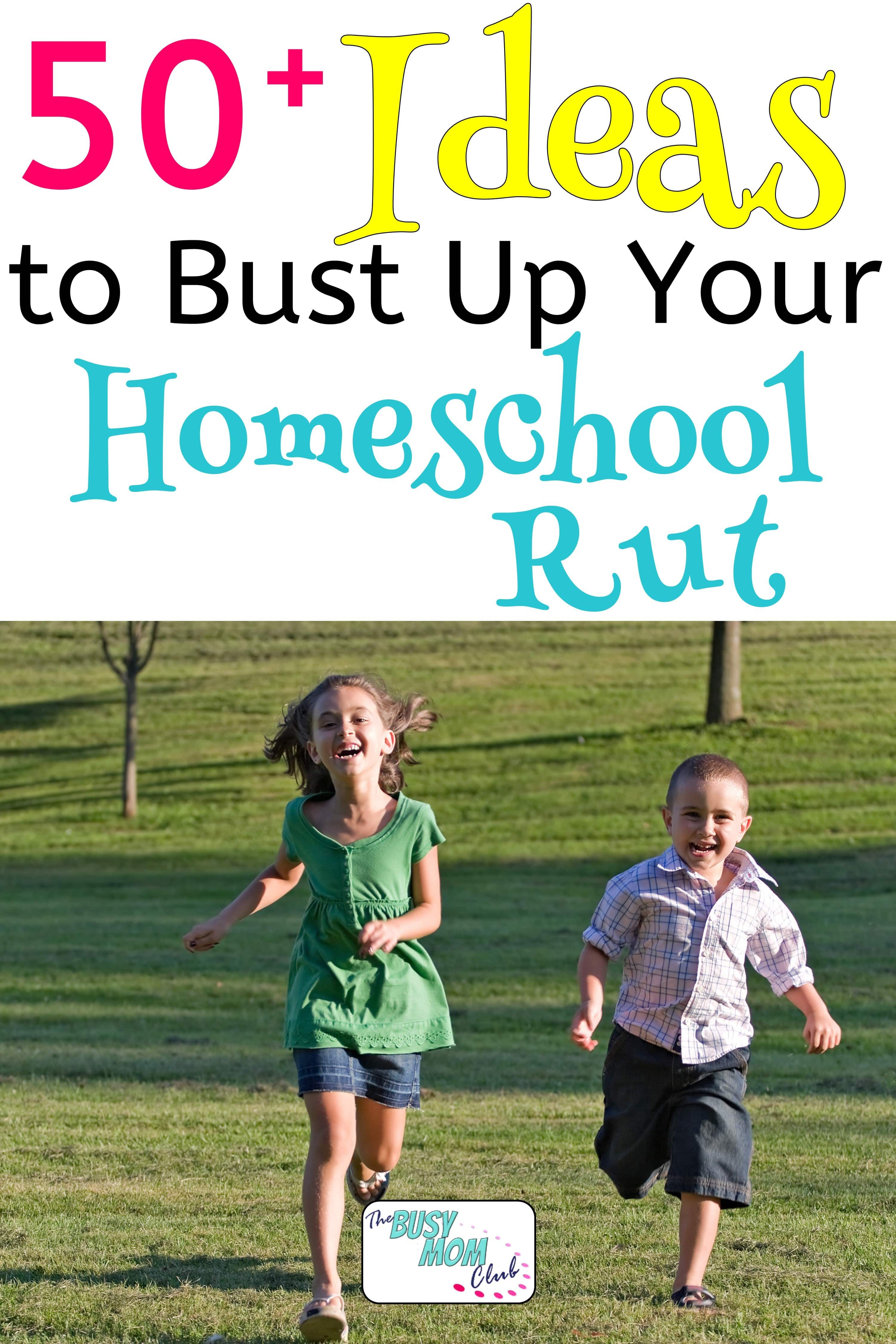 50 No Worksheet Homeschool Activities