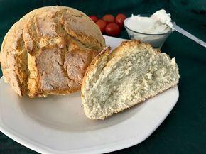 Pan Casero Muy Facil Y Rapido Cocina A Buenas Horas Receta Pan Casero Ingredientes Para Pan Pan Casero Rapido