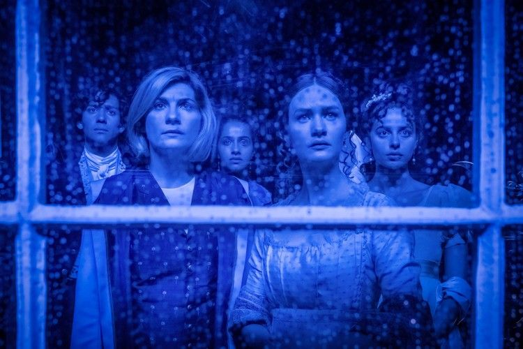 Photo of Doctor Who boldly goes with a choice that defines the franchise — SYFY WIRE