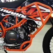 Rumbux Ktm 690 Protection Set Ktm 690 Ktm 690 Enduro Ktm