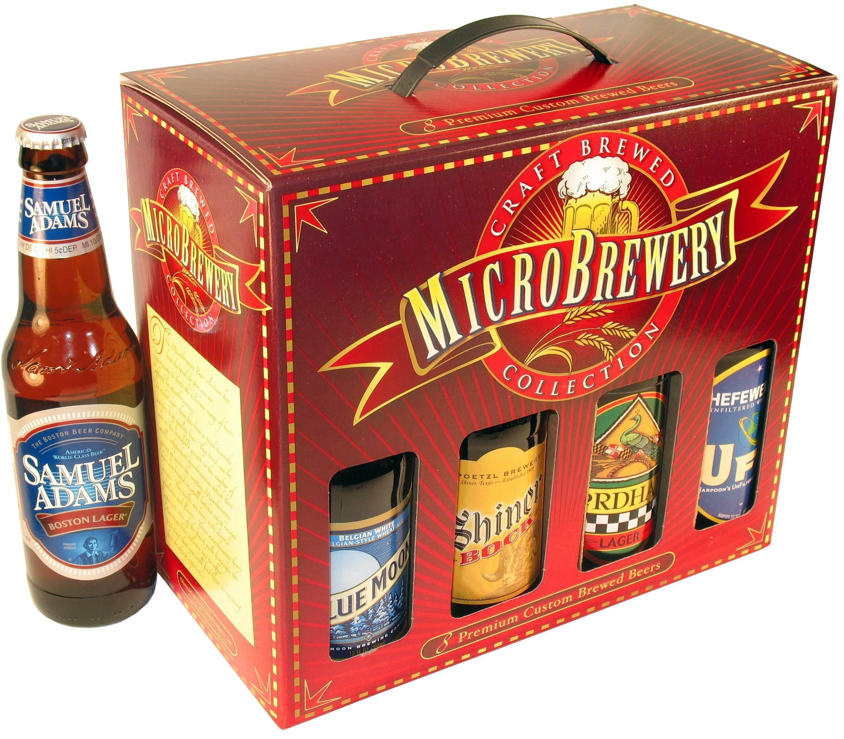 Micro Brewery 8 Pack Beer Gifts Beer Bar Beer Accessories