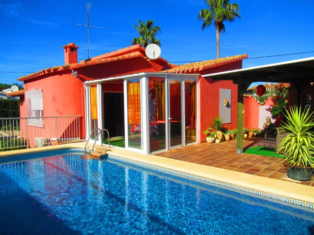Vp14 Villa For Sale In Denia With 3 Bedrooms And Pool In Spain In 2020 Villa Mediterranean Style Homes Spain