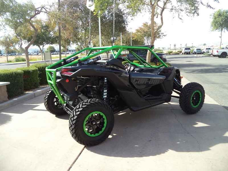 new 2017 can am maverick x3 x rs turbo r triple black atvs for sale in arizona 2017 can am. Black Bedroom Furniture Sets. Home Design Ideas