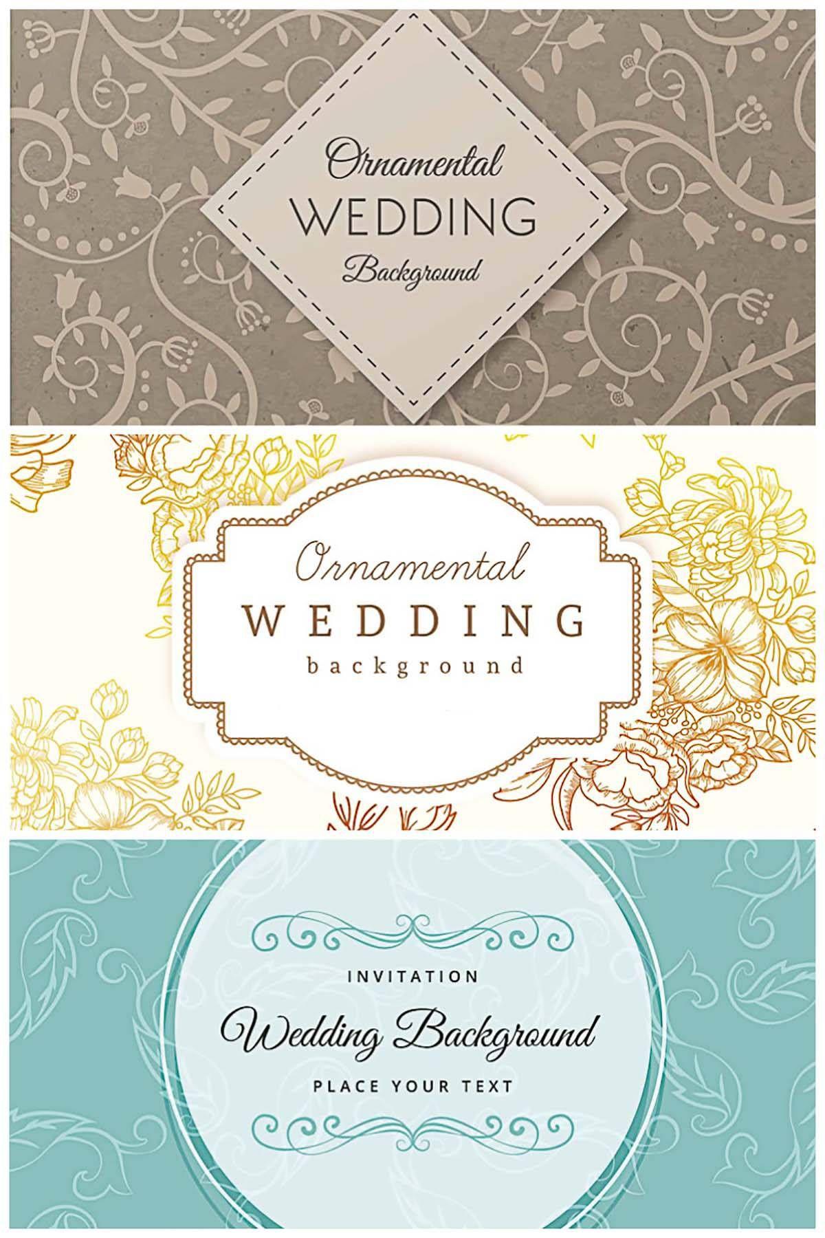 Wedding Invite Template : Wedding Invite Template Rustic - Superb ...