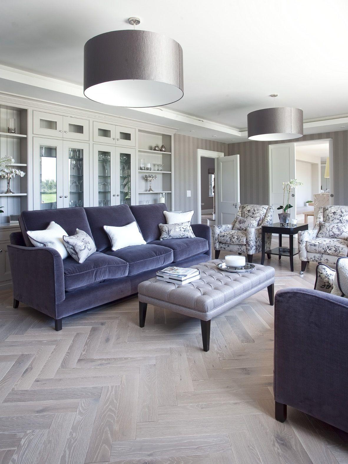 Black Sectional Living Room Decor: Pin Tillagd Av Olivia Kodak På House I 2019