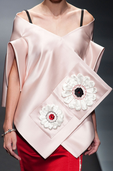 Prada Spring/Summer 2013 Details!