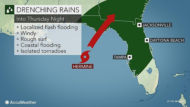 Tampa Hourly Weather Accuweather Forecast For Fl 33602 Bad