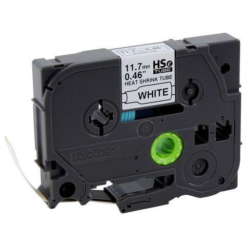 HSe231 - White Shrink Tube for Brother P-Touch PT-E300VP