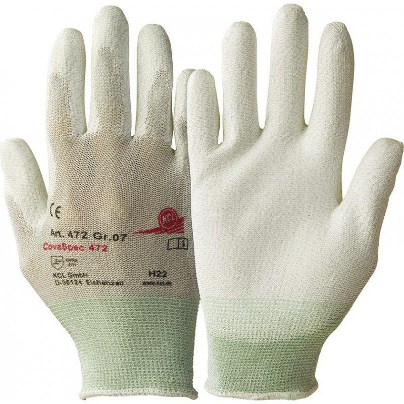 Gants de protection Covaspec 472 + Taille 8 (Par 10) - TORK