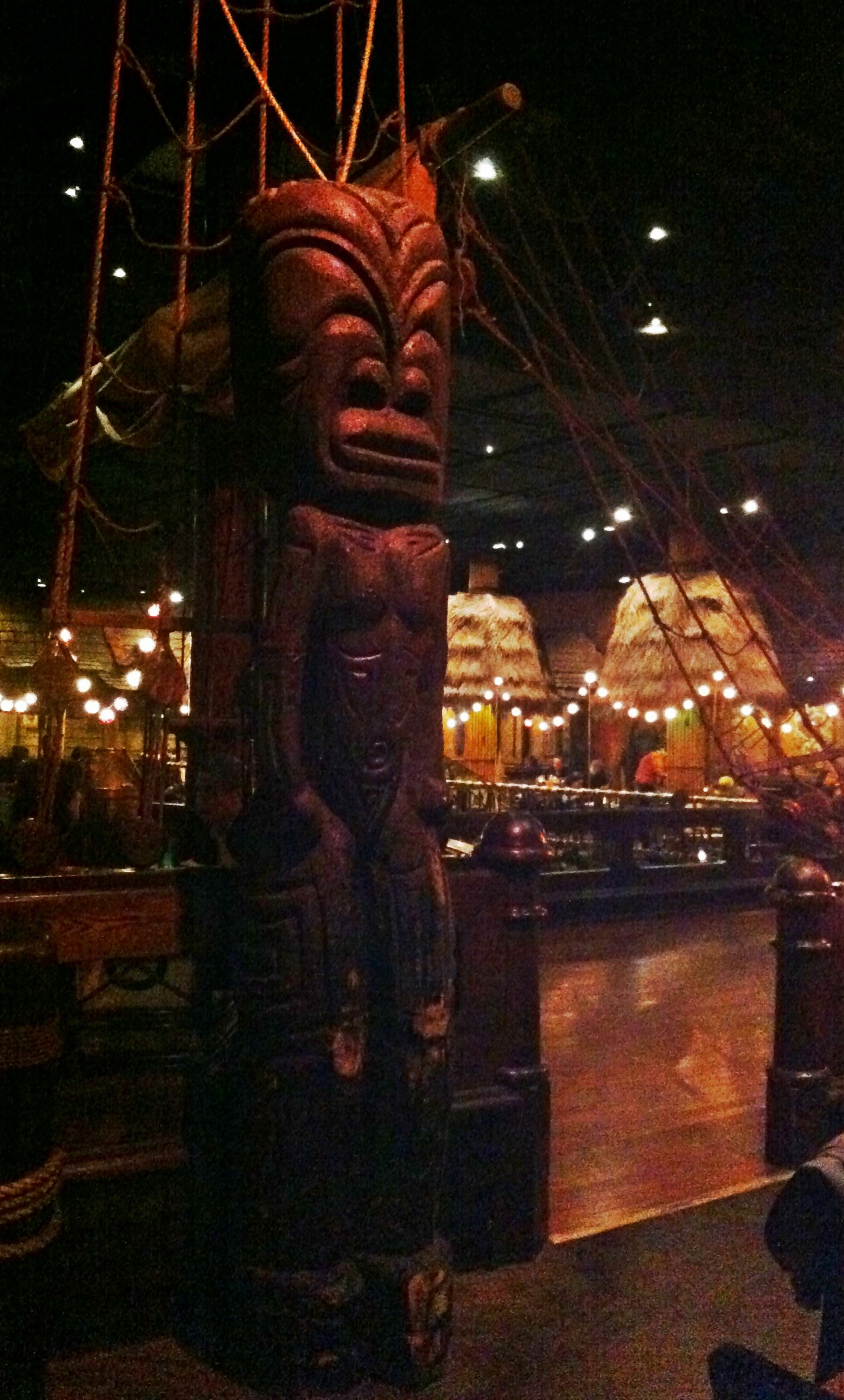 Tonga Room in San Francisco Tiki Tiki Pinterest