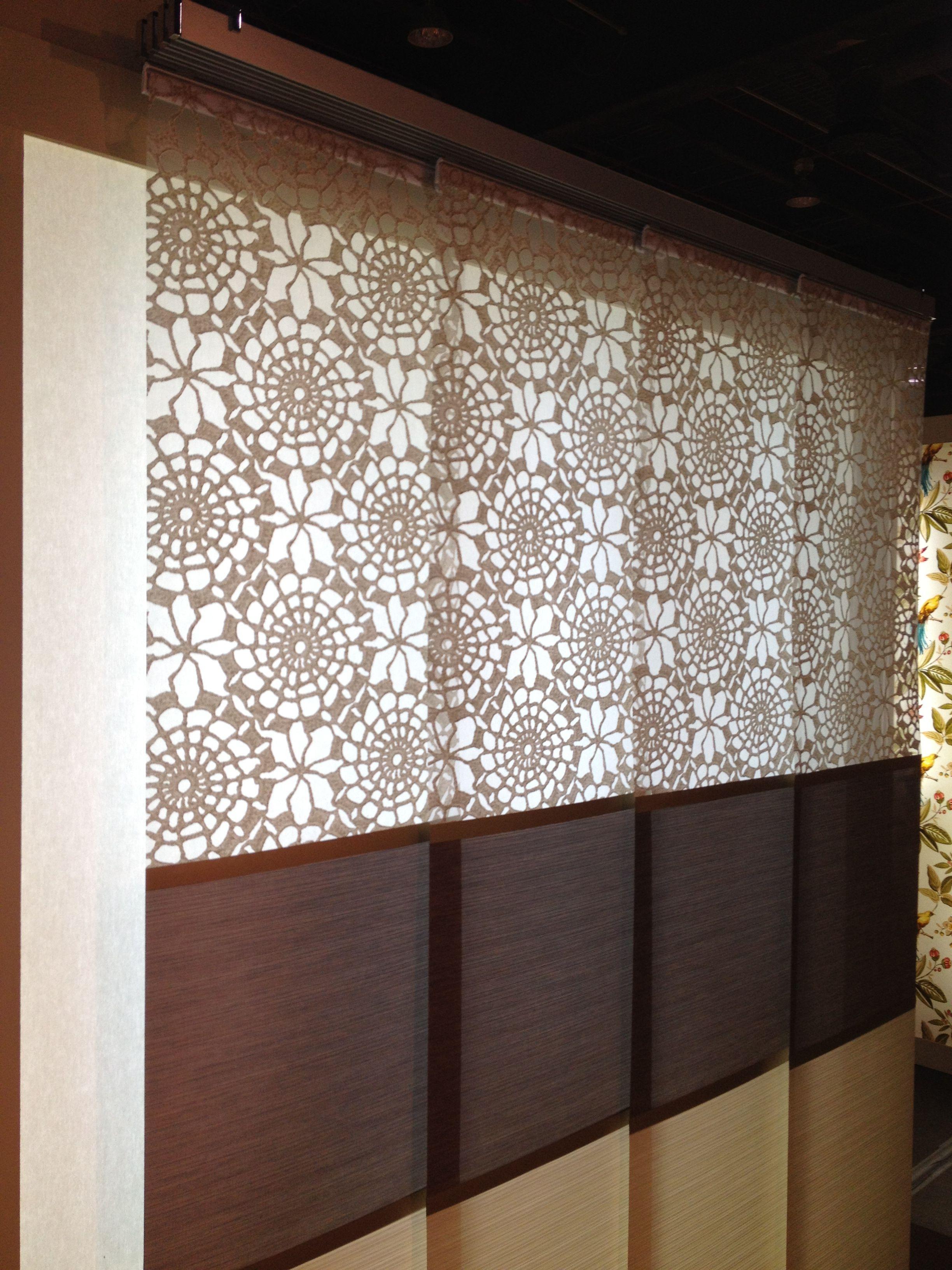 Ultimas novedades en paneles japon s de destiny creando - Novedades en cortinas ...