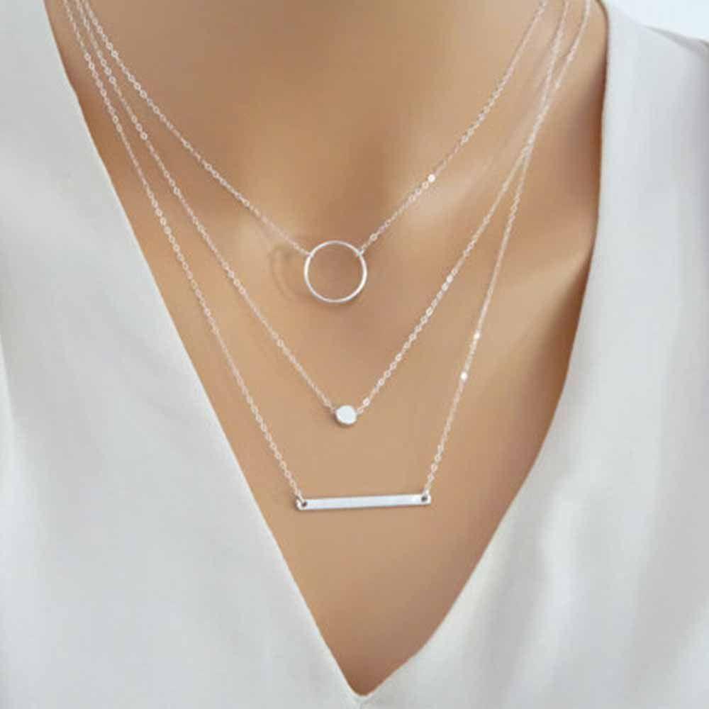 Nouveau Golden Feather collier pendentif PLAQUÉ Sterling Bijoux Femmes Argent Cadeau