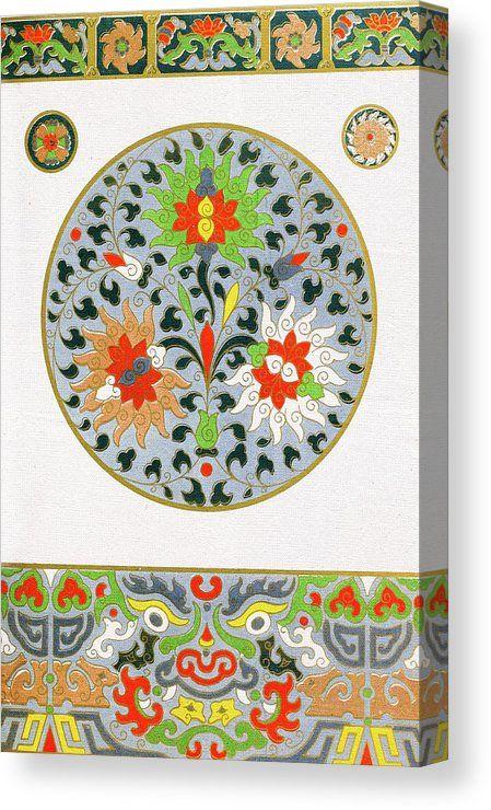 Asian canvas prints