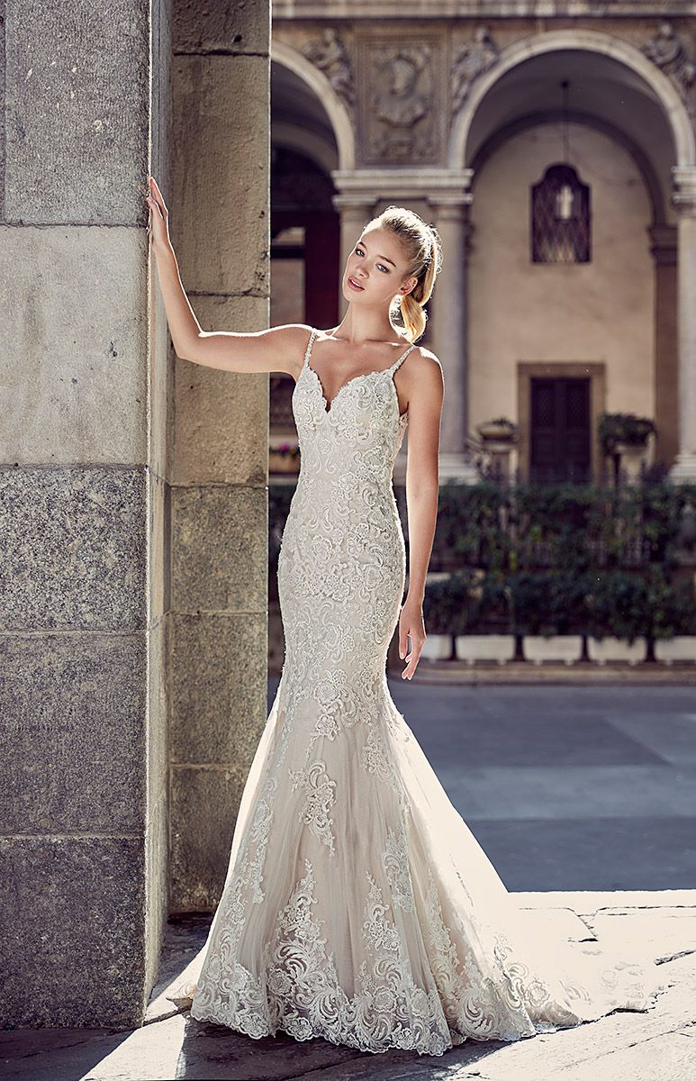 Wedding Dress MD216 | Woche, Mode und Kreativ