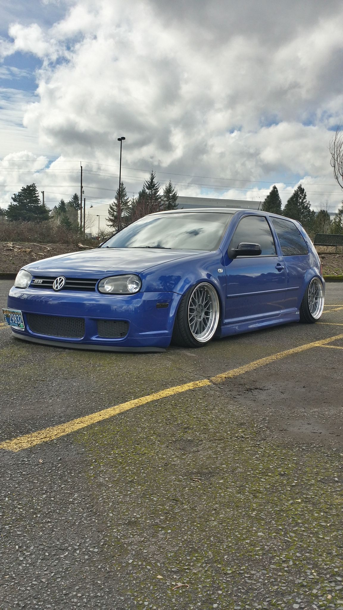 VWVortex R32 Stance Thread Golf mk 4 r32 Pinterest
