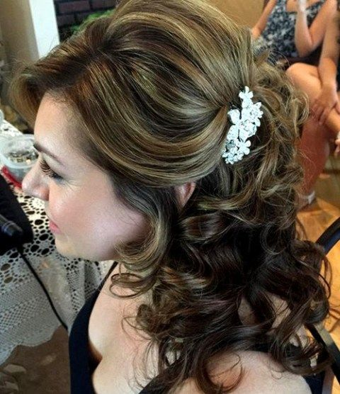 50 Luxury Hairstyles for Mother Of the Bride