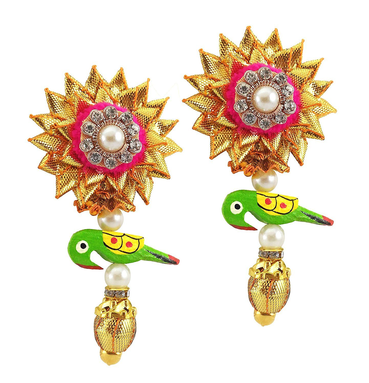 Pin by Shehnaz Khan on Flower Jewelry and Haldi Mehendi
