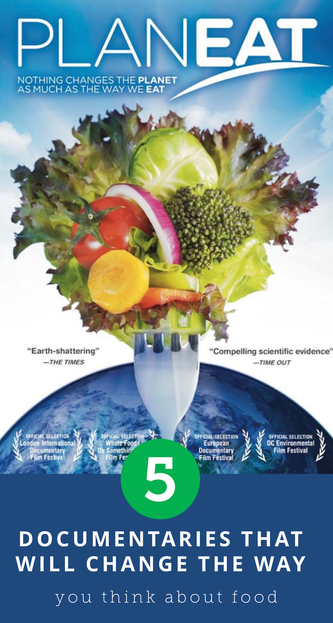 5 Documentaries That Will Change The Way You Think About Food