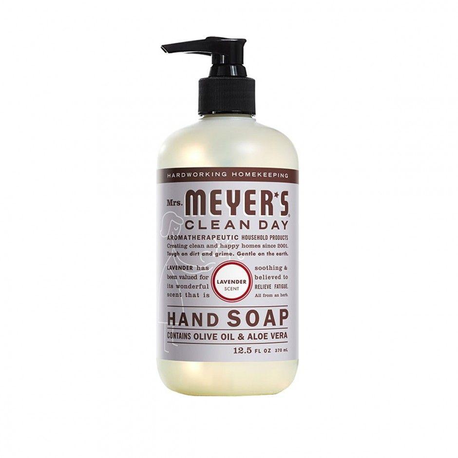 Mrs Meyer S Lavender Hand Soap Mrs Meyer S Skin Care Beauty Women Men Storm Lavender Hand Soap Liquid Hand Soap Hand Lotion