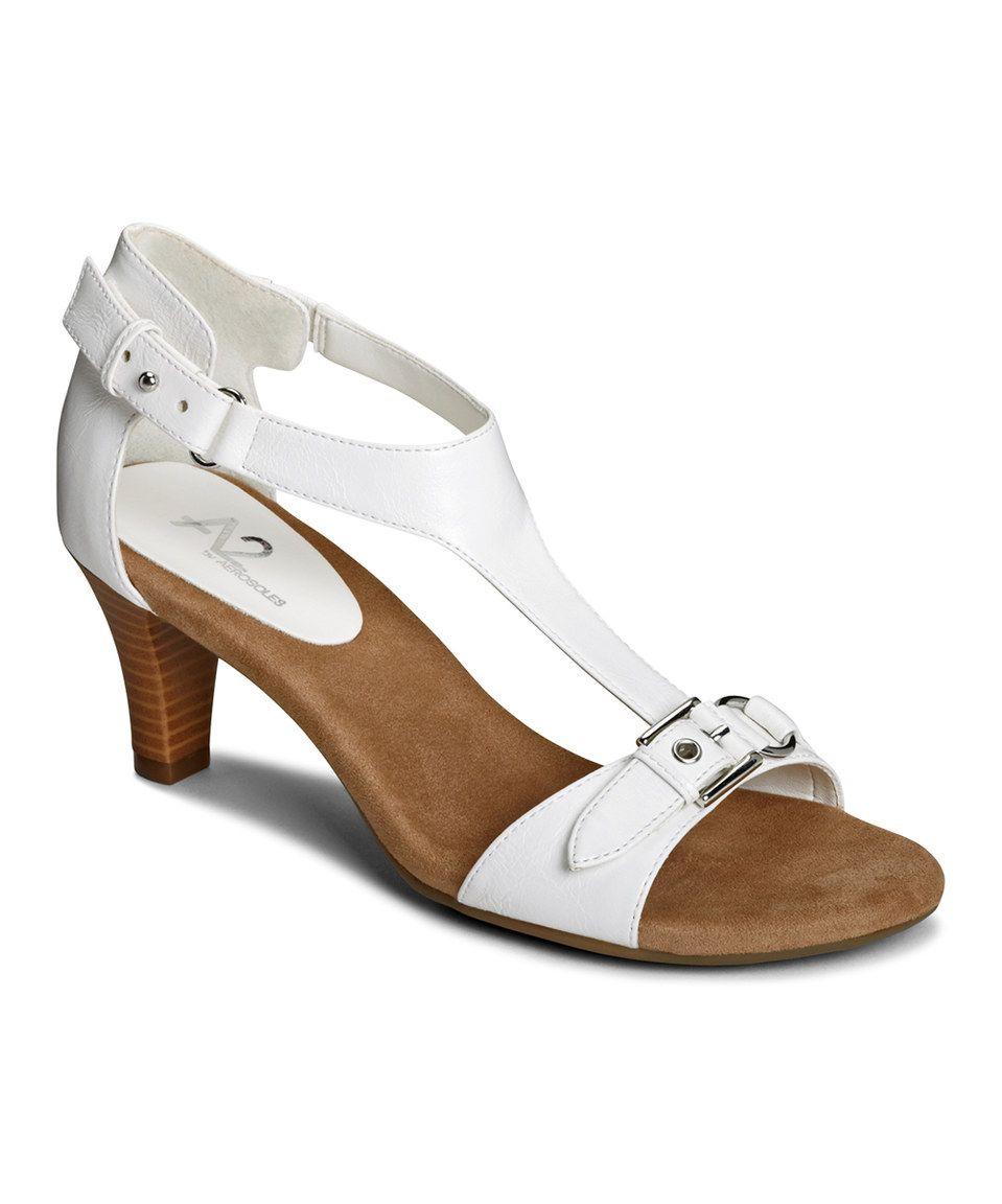 Womens Shoes Aerosoles A2 by Aerosoles Lollipowp White