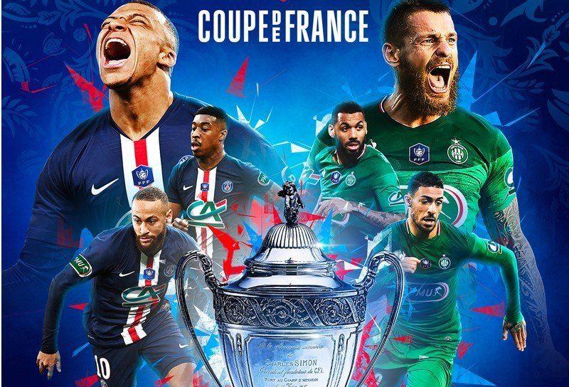 How to watch PSG vs SaintEtienne Coupe de France final