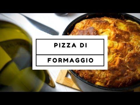 Crescia o pizza di formaggio: video ricetta per la Pasqua