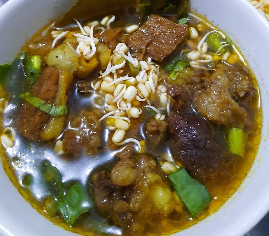 Resep Rawon Daging Sapi Simpel Hanya 3 Langkah Saja Resep Daging Sapi Makanan Resep