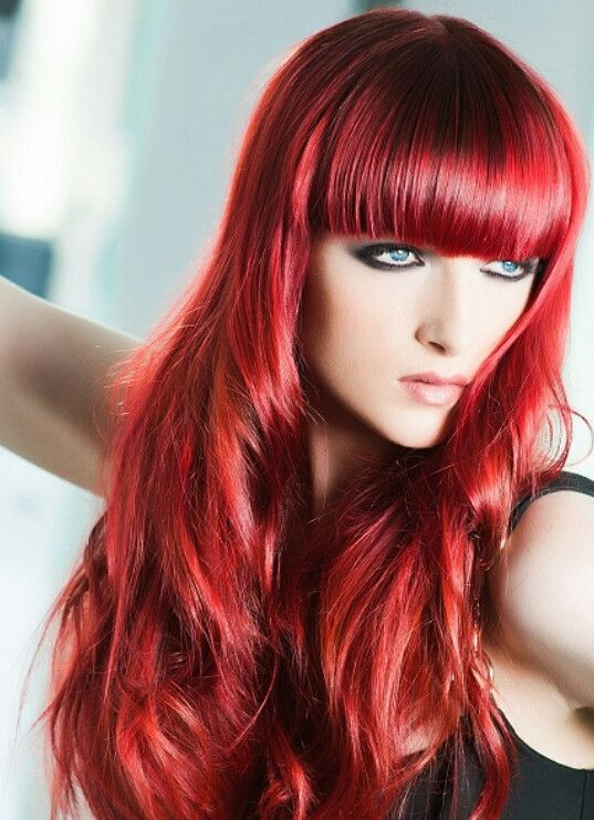Lovely Apps for Different Hair Colors