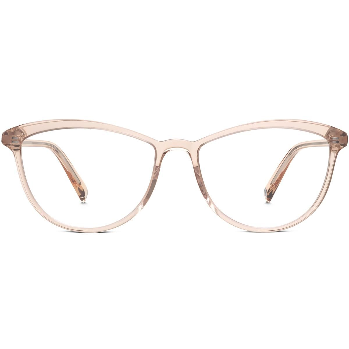 Louise Lbf Eyeglasses In Rose Water For Women Eyeglasses For