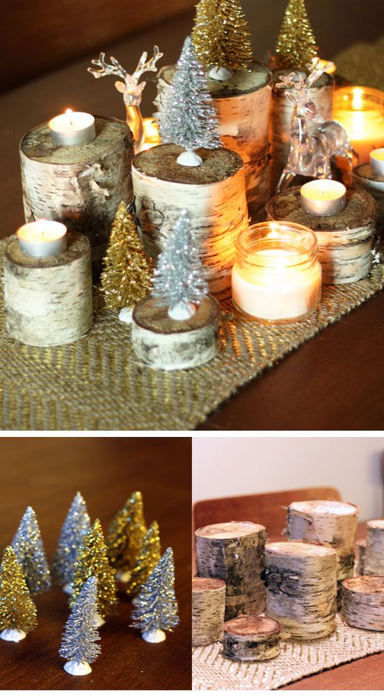 18 Diy Christmas Table Decor Ideas Christmas Ideas Pinterest