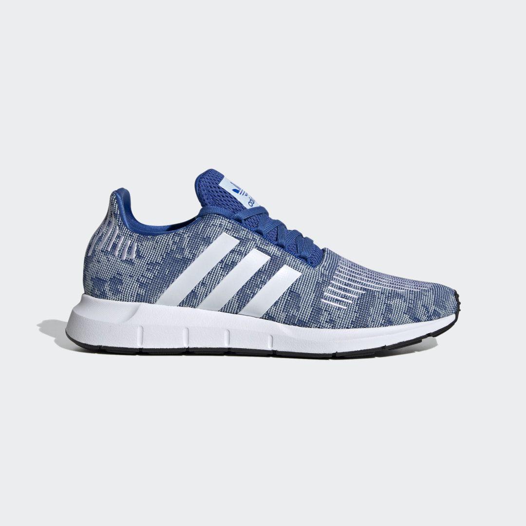 adidas Swift Run Shoes - Blue | adidas