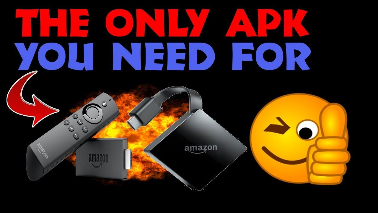 YOU NEED 1 APP ONLY FOR YOUR NEW FIRE TV AND FIRESTICK