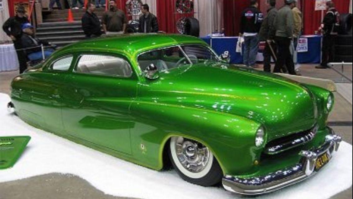 Money Green Mercury cars, Classic cars, Custom cars