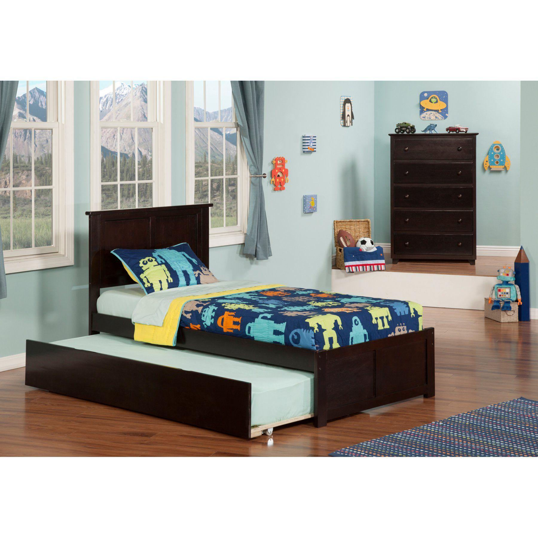 Atlantic Furniture Madison Bedroom Set UBS862161 Twin
