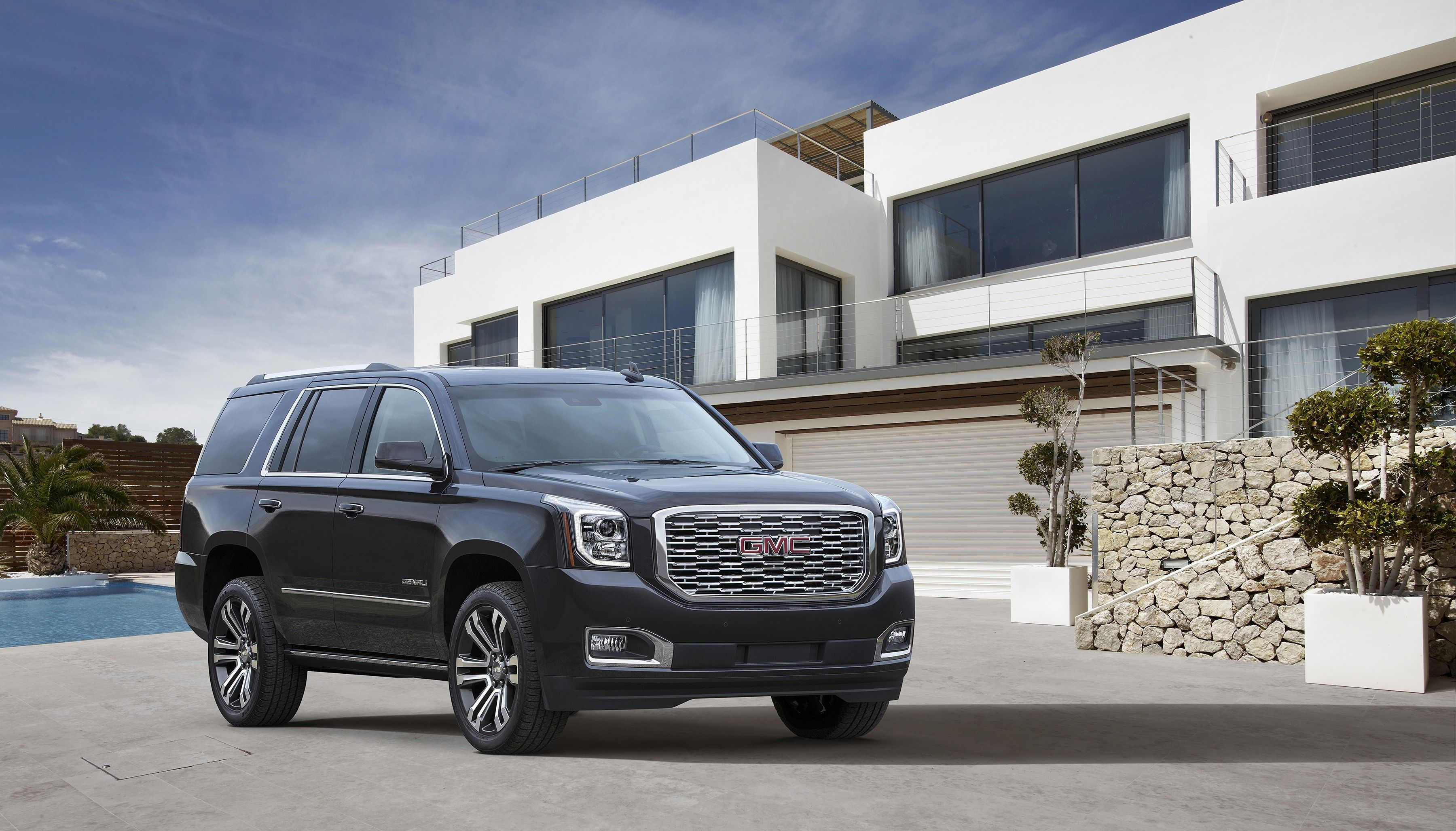 The 2018 Gmc Yukon Denali offers outstanding style and technology both inside and out See interior & exterior photos 2018 gmc yukon denali interior