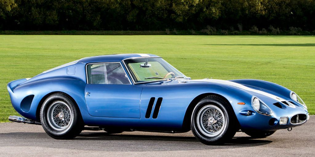 This Ferrari 250 GTO Could Become the Most Expensive Car Ever Sold