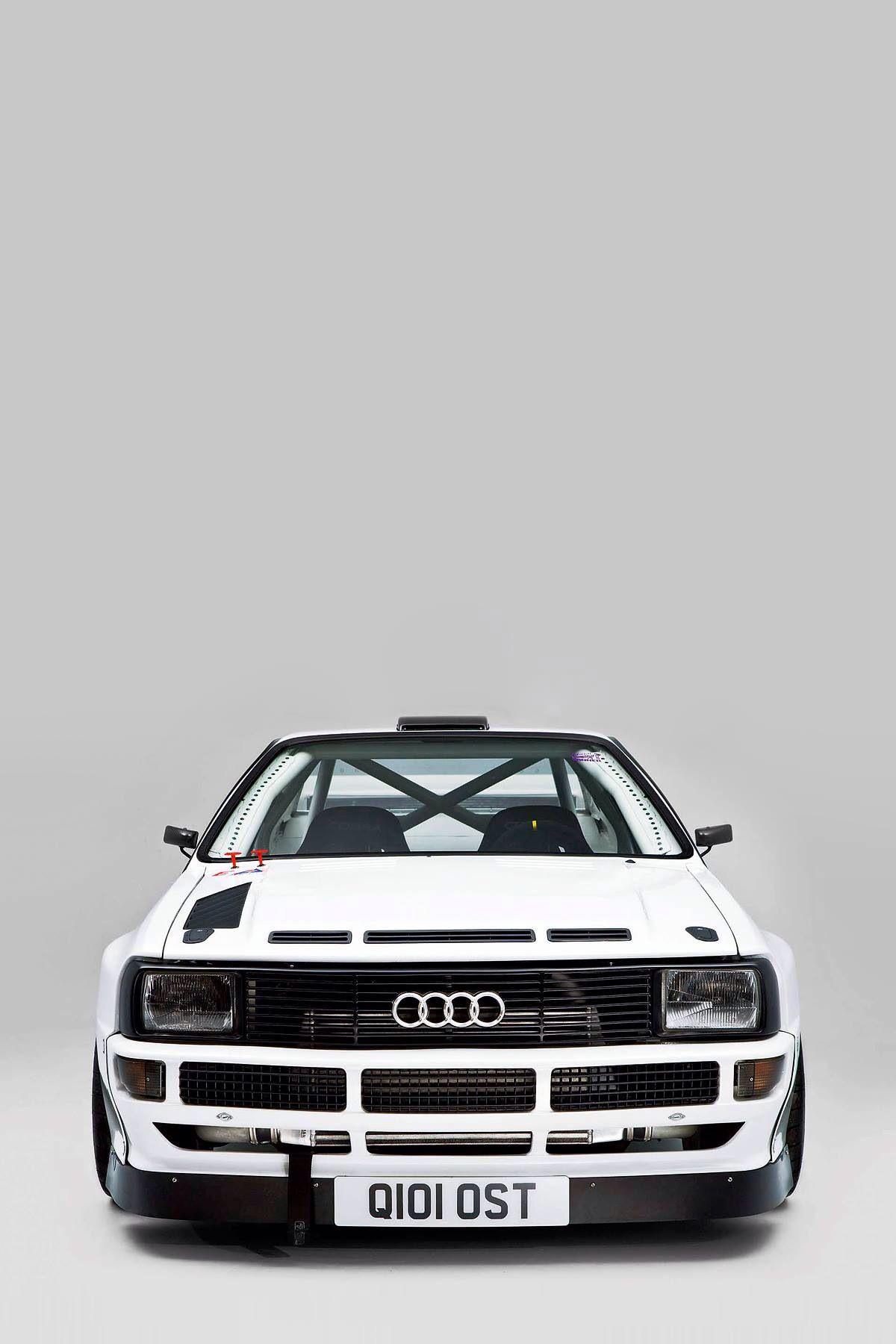 Audi Quattro Cars Pinterest