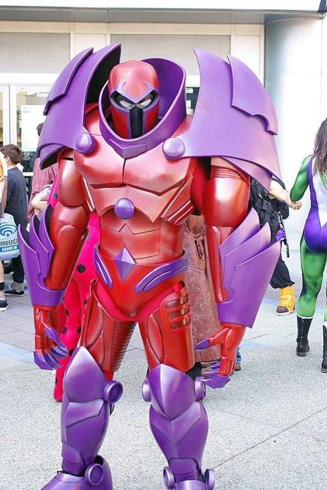 Onslaught Cosplay by Jason 2017 cosplay, Cosplay, Male