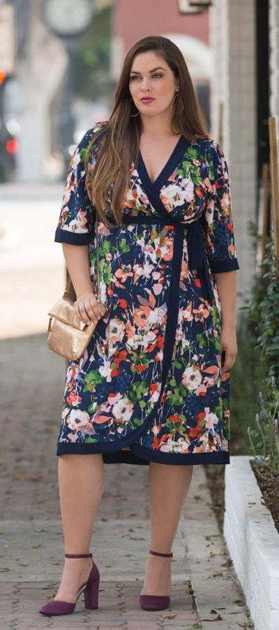 Fashion Hacks That Would Make All The Curvy Girls Look Thinner