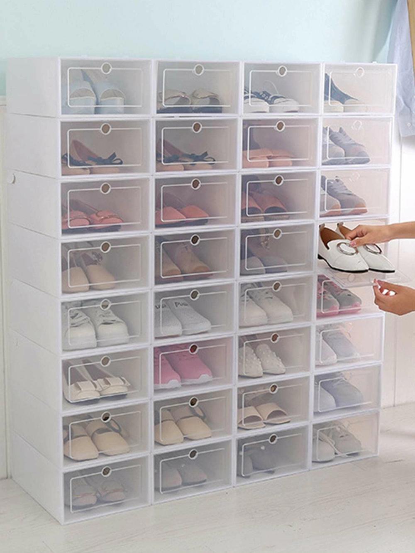 Rectangle Shoe Storage Box 1pc | SHEIN