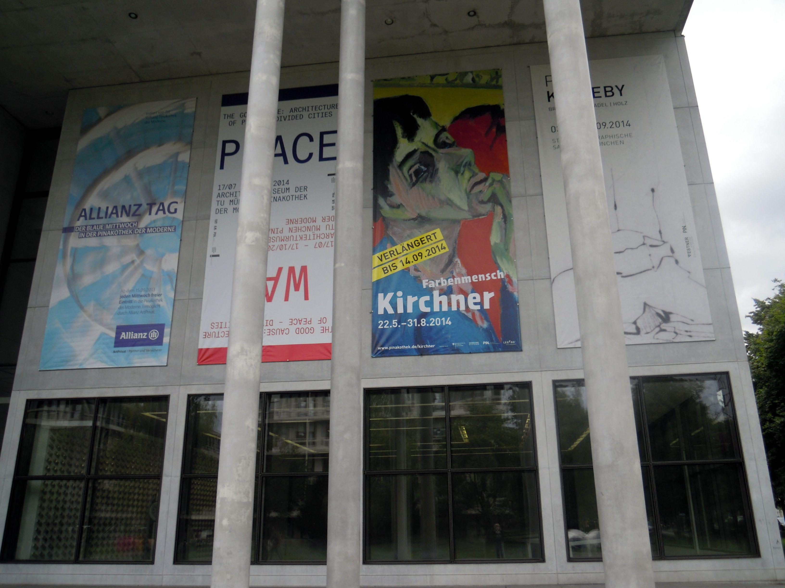 Pinakothek Der Moderne Munchen Pinakothek Der Moderne Munchen Abstrakt